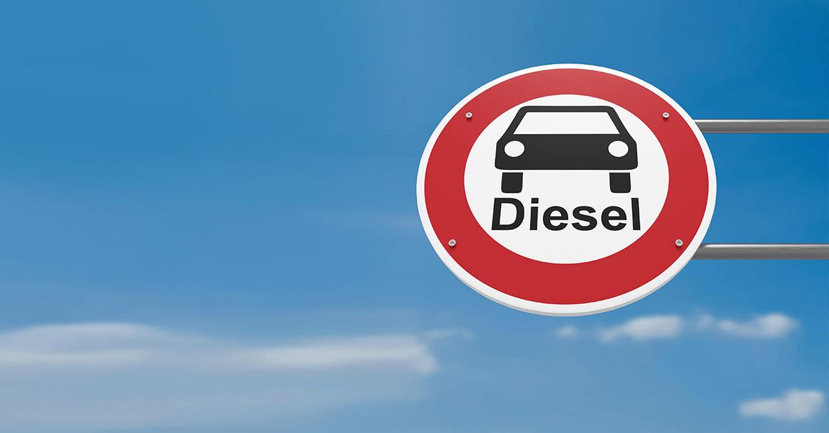 Dieselfahrverbote kommen